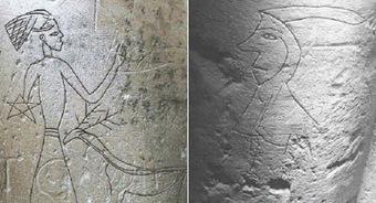 Norfolk graffiti survey uncovers 'medieval selfies' | Histoire et archéologie des Celtes, Germains et peuples du Nord | Scoop.it