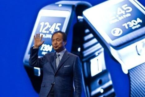 Samsung's Net Profit Declines | High Tech Supply Chain Leaders | Scoop.it