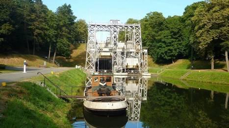 Patrimoine régional: le tourisme lié au Canal du Centre a du mal à décoller | Dialogue Hainaut | Scoop.it