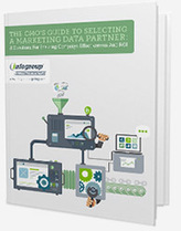 The CMO's Guide to Selecting a Marketing Data Partner | Infogroup Targeting Solutions | Big Data Marketing | Scoop.it
