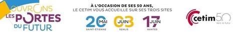 50 ans d'innovations, ça se fête ! | Usine Numérique de Rhône-Alpes | Conception, simulation, prototypage | Scoop.it