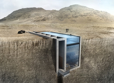 Live on the Edge with OPA's Casa Brutale | 建築 | Scoop.it