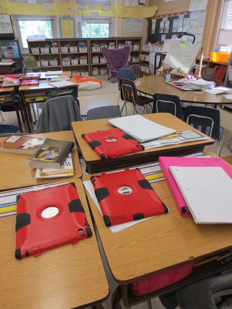 Technology In The Classroom Pt. II: iPads Used Daily - WUIS | STEM Trends in Public Education | Scoop.it