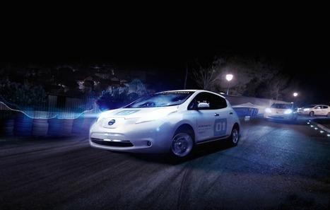 Influencia - Le Raffut fait du raffut - Le rallye automobile qui voulait être silencieux | Communication territoriale, de crise ou 2.0 | Scoop.it