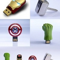 The Avengers USB Sticks | Good Designs | Scoop.it