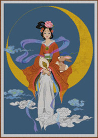 Good Stories from China: Goddess Chang'e of the Moon | CHINA Y SUS CREENCIAS POLITEÍSTAS Y MITOLOGICAS | Scoop.it