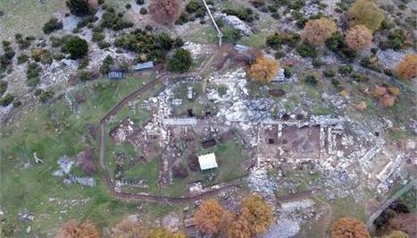 Πίνδος: Άγνωστη αρχαία πόλη, σε υψόμετρο 1.200 μέτρων   Περί Ιστορίας   Scoop.it