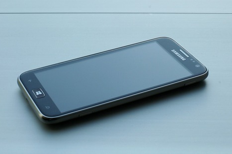Say Hello To The ATIV S.. first Windows Phone 8 handset | Mobile IT | Scoop.it