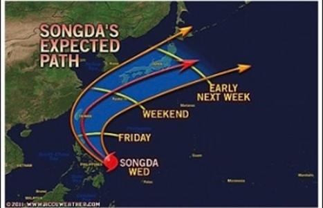 Fukushima n'est « pas prête » pour affronter le typhon qui arrive | Japon Information | Japon : séisme, tsunami & conséquences | Scoop.it