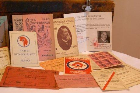 La valise d'Adrien Marquet - ancien maire de Bordeaux - aux Archives départementales | Nos Racines | Scoop.it