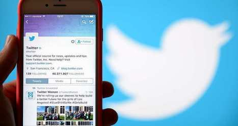 Twitter flambe en Bourse après de nouvelles rumeurs de rachat | (Media & Trend) | Scoop.it