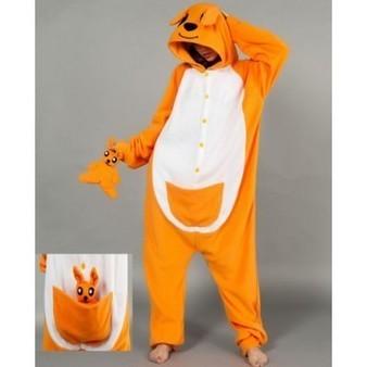 Adult unisex Kangaroo Onesies Hoodie Kigurumi Costume - Favorbuying.com | Personalized Clothing | Scoop.it