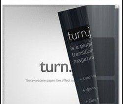 turn.js – Creating A Page Flip Effect For HTML5 Using jQuery | blogfreakz.com | Inside HTML5 | Scoop.it