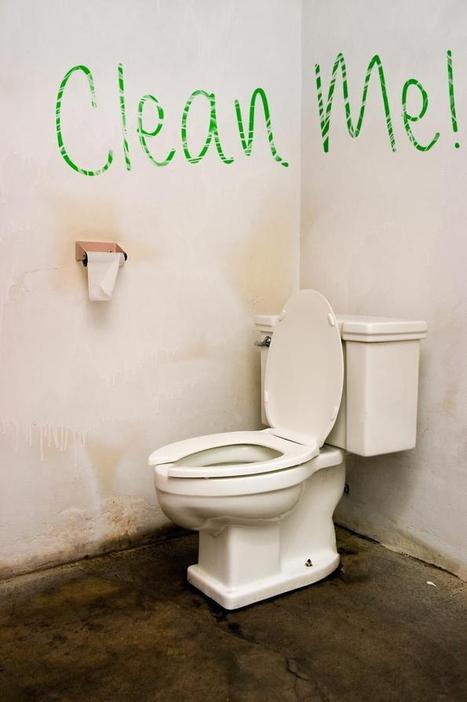 7 Steps To Deep Clean Your Bathroom (Which Is Grosser Than You Think) | Fox News Magazine | CALS in the News | Scoop.it