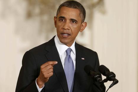 "Obama denounces GOP's ""empty promises"" on gov't shutdown | American Societies | Scoop.it"
