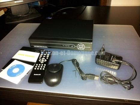 Installation de caméras de surveillance low cost | Soho et e-House : Vie numérique familiale | Scoop.it