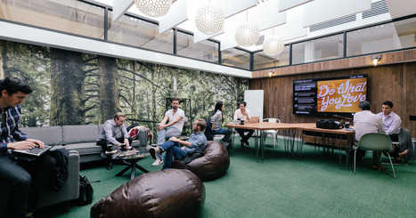 WeWork's Radical Plan to Remake Real Estate With Code | Digital REvolution in Real Estate | Scoop.it