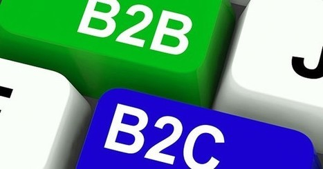 12 caractéristiques qui différencient le marketing B2B du marketing B2C - Exo B2B | CROSS RETAIL | Scoop.it