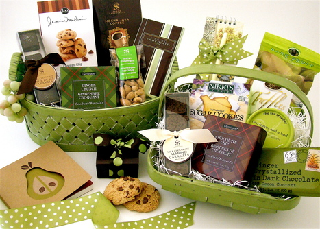 Homemade Gift Baskets - Make A Special One and Fill with Your Favorite Items | on line gift shop | Scoop.it