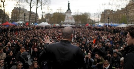 La #NuitDebout y el #15M se alían para globalizar la protesta | Política & Rock'n'Roll | Scoop.it