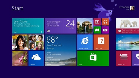 New Windows 8. 1 Update Replace Set up Procedure Helps you to save Couple of GBs Connected with Gadget Storage devices Intended for Customers. ~ Social Media Bloging | techomania | Scoop.it
