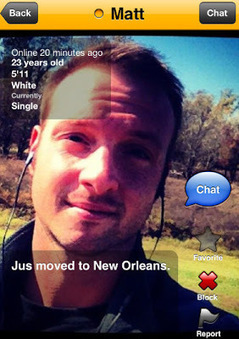 """""""Ex-Gay"""" Spotted On Grindr? [UPDATED] 
