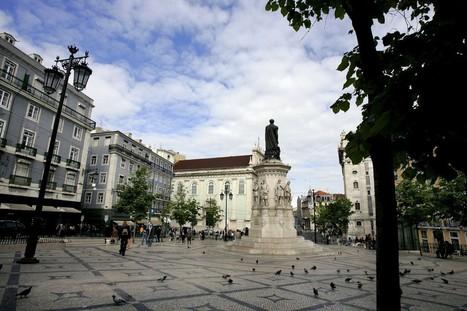 O novo guia de Lisboa não tem mapas, mas literatura | Literatura e viagens | Scoop.it