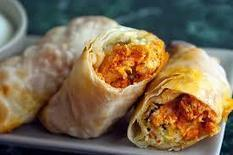 Buffalo Chicken Egg Rolls - Buffalo Chicken Party Appetizers | Award Winning Recipes | Scoop.it