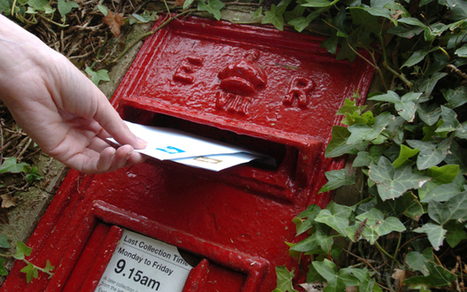 Royal Mail signs Chinese joint venture - Telegraph | Royal Mail - BUSS4 Research | Scoop.it