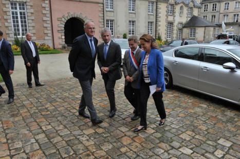 Nonant-le-Pin GDE : Ségolène Royal annonce une contre-expertise nationale sur le site | Le Mag ornais.fr | Scoop.it
