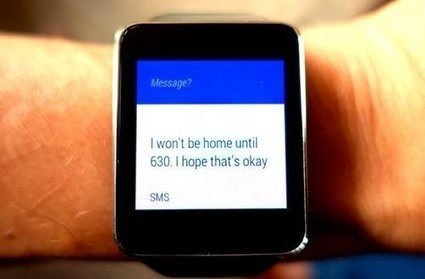 Google's Smartwatch OS: It's Like 1975 All Over Again - Yahoo Tech | Digital-News on Scoop.it today | Scoop.it