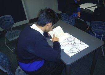 Guest post: Steve Saville of Alfriston College, Auckland, on comics in the classroom   Graphic Novels and Comic Art in the Classroom   Scoop.it
