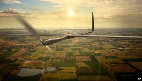 Google buys solar drone maker | The Future | Scoop.it