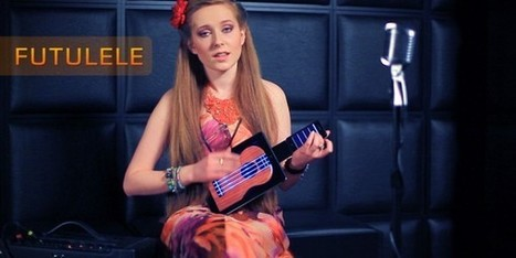 Introducing FUTULELE, the Ukulele for iPad and iPhone | iPads in Education Daily | Scoop.it