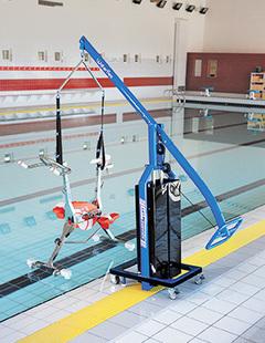 Sortir les appareils d'aquafitness de l'eau sans effort | Guide piscine : infos et conseils sur l'univers de la piscine | Scoop.it