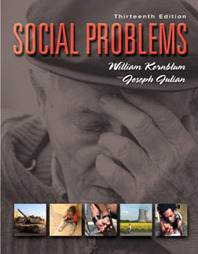 Test Bank For » Test Bank For Social Problems, 13 edition: William Kornblum Download | Sociology Online Test Bank | Scoop.it