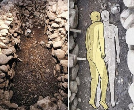 Possible human sacrifice found in ancient Korean tomb | Aux origines | Scoop.it
