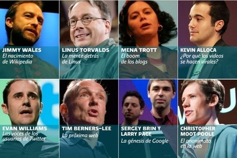 8 Ted Talks para comprender la Web 2.0 | Las TIC en el aula de ELE | Scoop.it