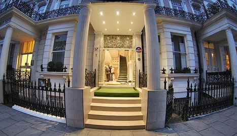 Amsterdam Hotel London, superbly located in Earls Court area of London. With spacious, luxurious and elegant rooms.... | hotels | Scoop.it