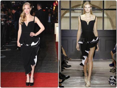 Celebrity Wearing Designer Creations for Summer / Spring 2013 | Fashion Faz | Celebrity Style Trends | Scoop.it