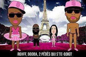 Humour: Découvrez la parodie de Booba 'caramel' qui devient 'Bechamel' par Lil BOO !!! (video Délire) | cotentin webradio Buzz,peoples,news ! | Scoop.it