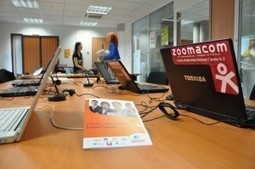 Coworking et médiation numérique au service de l'emploi | Zoomacom | Antenne citoyenne | Scoop.it