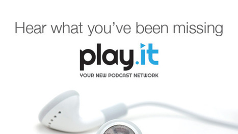 CBS Introduces Your New Podcast Network Play.it | Podcasts | Scoop.it
