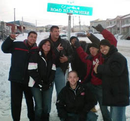 Wrestling in Nunavut a real 'life experience': Suave | Inuit Nunangat Stories | Scoop.it