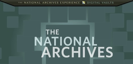 Digital Vaults - explore and create | Libraries, HigherEd on an iPad | Scoop.it