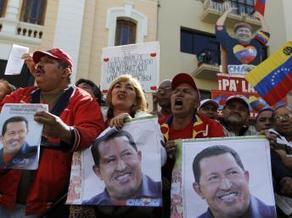 Venezuela: le peuple dans la rue en soutien à Chavez | Venezuela | Scoop.it