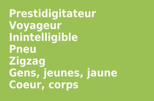 Les mots difficiles à prononcer, en français et dans votre langue | En français, au jour le jour | Scoop.it