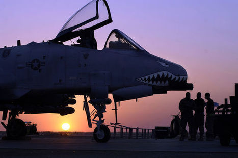 First F-35 Jets Lack Ground-Combat Punch of 1970s-Era A-10s | Upsetment | Scoop.it