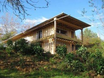 CeRCAD | Maison individuelle BBC en ossature bois et béton de chanvre | Saint André | Maisons Bois Basse Conso | Scoop.it