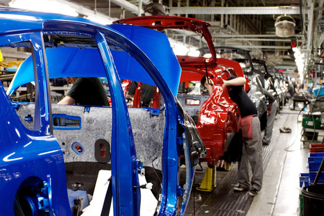 Nissan factory moving from England to Scotland? - AutoExpress | Scotland Independence | Scoop.it